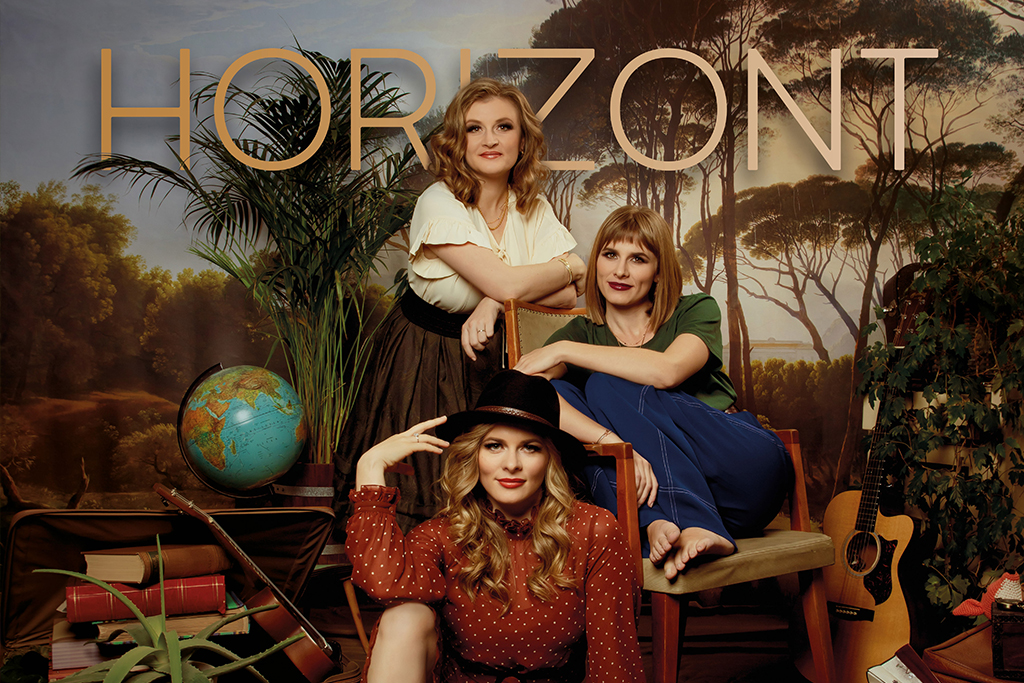 "Poxrucker Sisters & Band ""Horizont"""